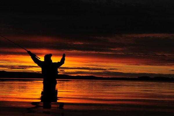 Canterra Sonnenuntergang breit