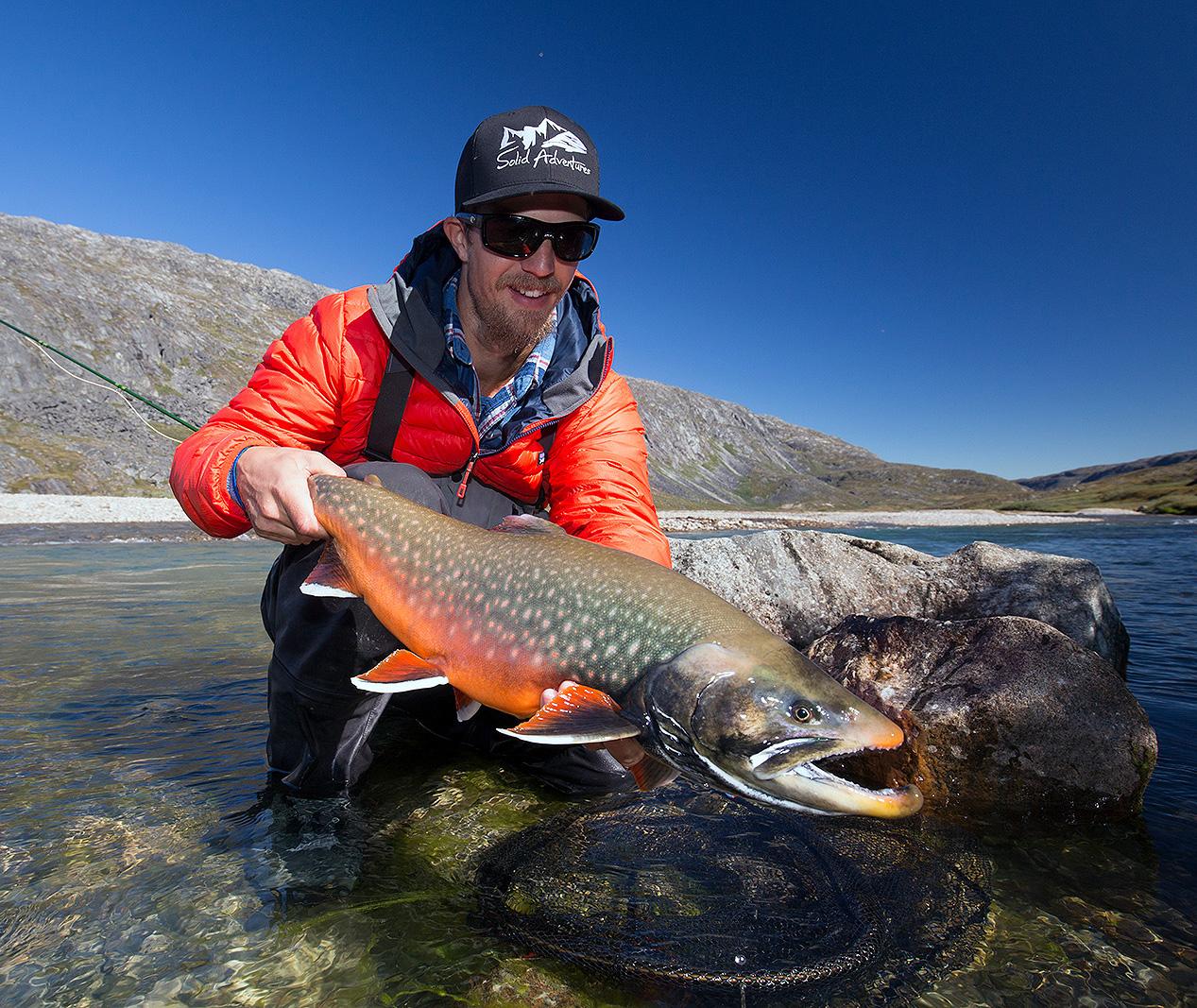 Searun Arctic Char | Fly Fishing in Greenland