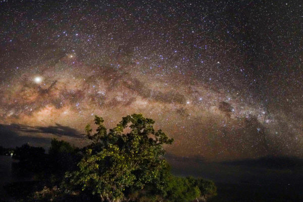 Milky Way in Napo city